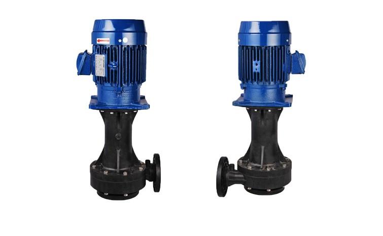 单级水泵结构原理图